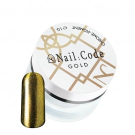 Chrome-Powder-Gold 1g. netto -PREMIUM