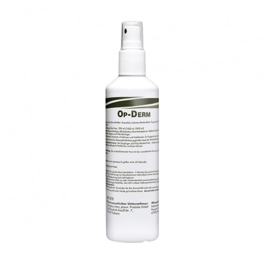 OP Derm Handdesinfektion 200ml.