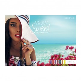 Plakat | Summer Sweet 2017 in Format DIN A2 Quer
