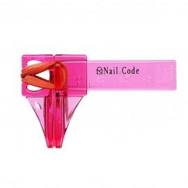 Pinchklemme - Pink
