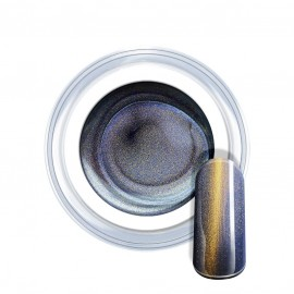 UV Colorgel Cat-Eye GOLD - Navy 5g.