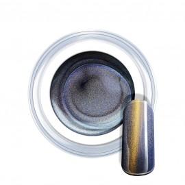 UV Colorgel Cat-Eye GOLD - Navy 5g.