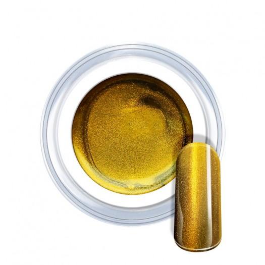 UV Colorgel Cat-Eye GOLD - Bourbon 5g.