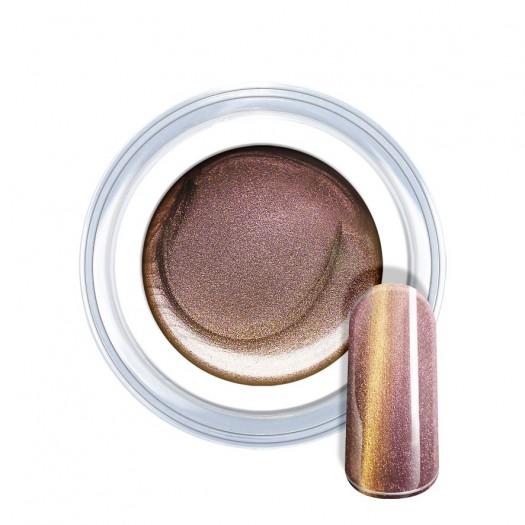 UV Colorgel Cat-Eye GOLD - Amethyst 5g.