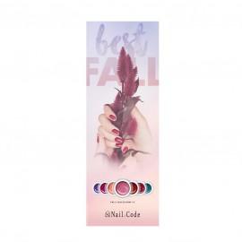 "Plakat | ""Best Fall"" 2017 in Format DIN A1 lang 42cm*119cm"