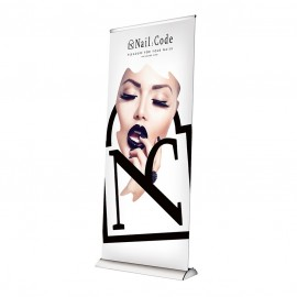 Nail:Code - Roll-Up System - White & Black