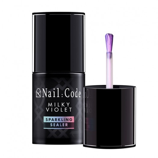 Sparkling Sealer - Milky Violet - 15ml