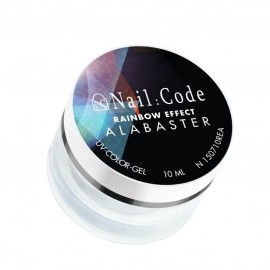 UV-Gel | Rainbow-Effect | Alabaster 10ml.