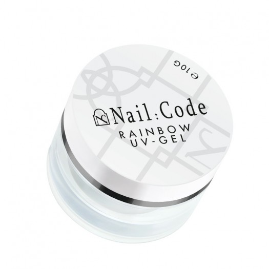 Nail:Code R A I N B O W | U V - G E L -10g.