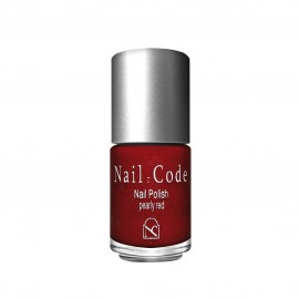 Nagellack - 08| Pearly-Red