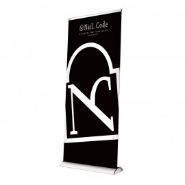 Nail: Code - Roll-Up System -Black & White