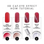 3D - Gold Cat-Eye Color-Gel 5g.