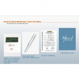 Mastor Intelligent Digital Micropigmentation&Microneedling System