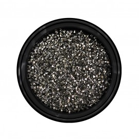 Nail-Art - 1440 Mini Stones - Nr.05 - Silver