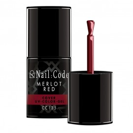 Merlot-Red Cover Color-Gel 12,5ml