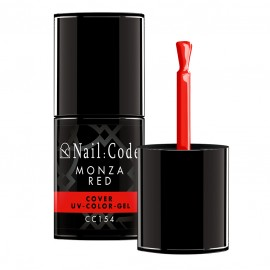 Monza-Red Cover Color-Gel 10ml