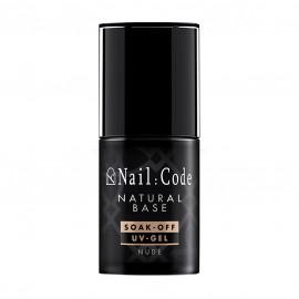 Natural-Base NUDE 12,5 ml. | Soak-Off Bottle