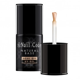 Natural-Base NUDE 12,5 ml. | Soak-Off Flasche