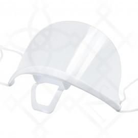 Mund-Nasen Schutz - White
