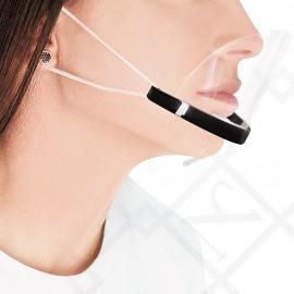 Mund-Nasen Schutz - Black