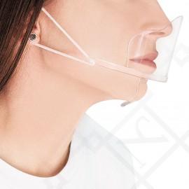 Mund-Nasen Visier - KLAR
