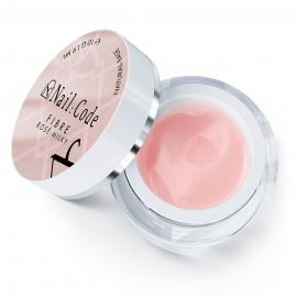 Natural-Base Fibre - Rosé-Milky