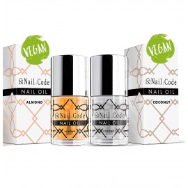KIT Pro-Elast Nail oil-coconut and almond each / 10ml