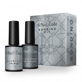 Nail:Code Bonding Kit 2x10ml.