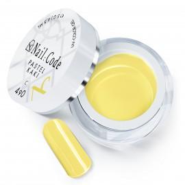 Pastel-Kaki - UV Color-Gel 5g. netto